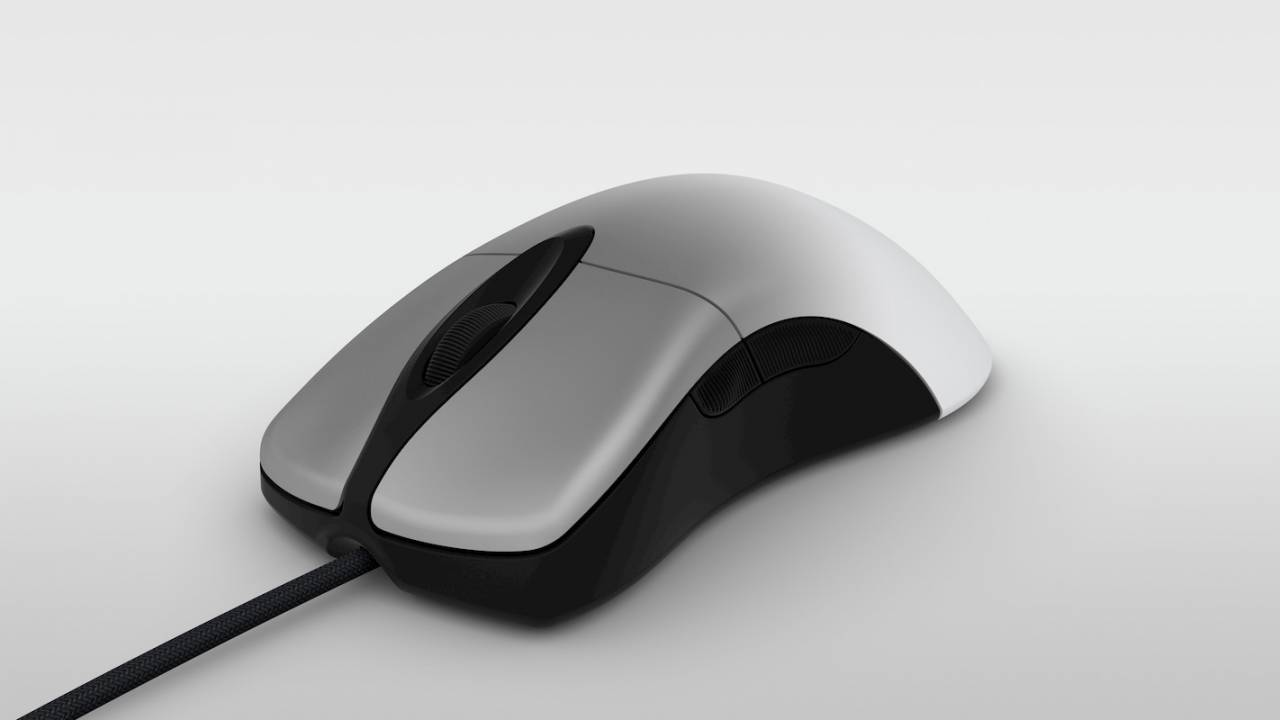 Microsoft Pro IntelliMouse upgrades a legend