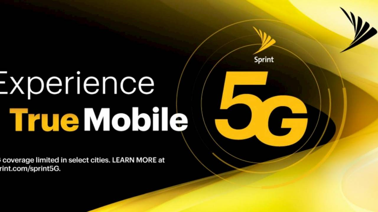 Sprint mobile 5G rolls out in first four cities today