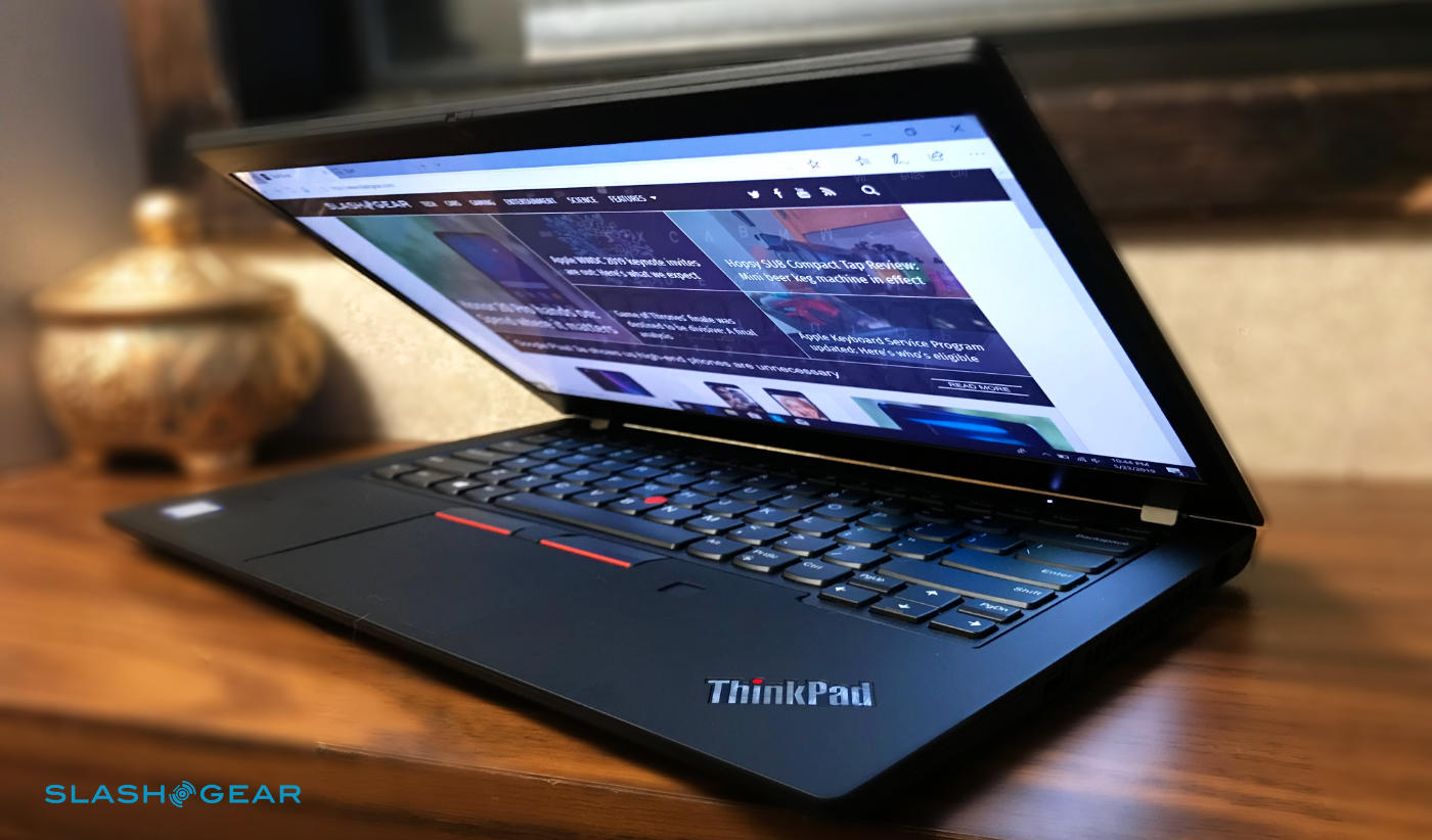 Lenovo ThinkPad T490 Review: Designed for professionals