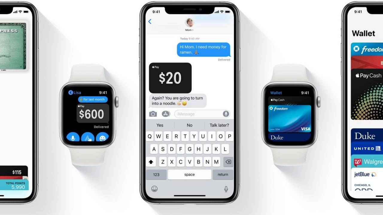 Apple Pay can now be used to pay for Apple digital content