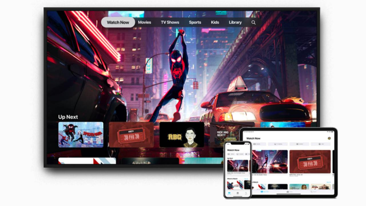 Apple's new TV app arrives on iOS, Apple TV, and Samsung smart TVs