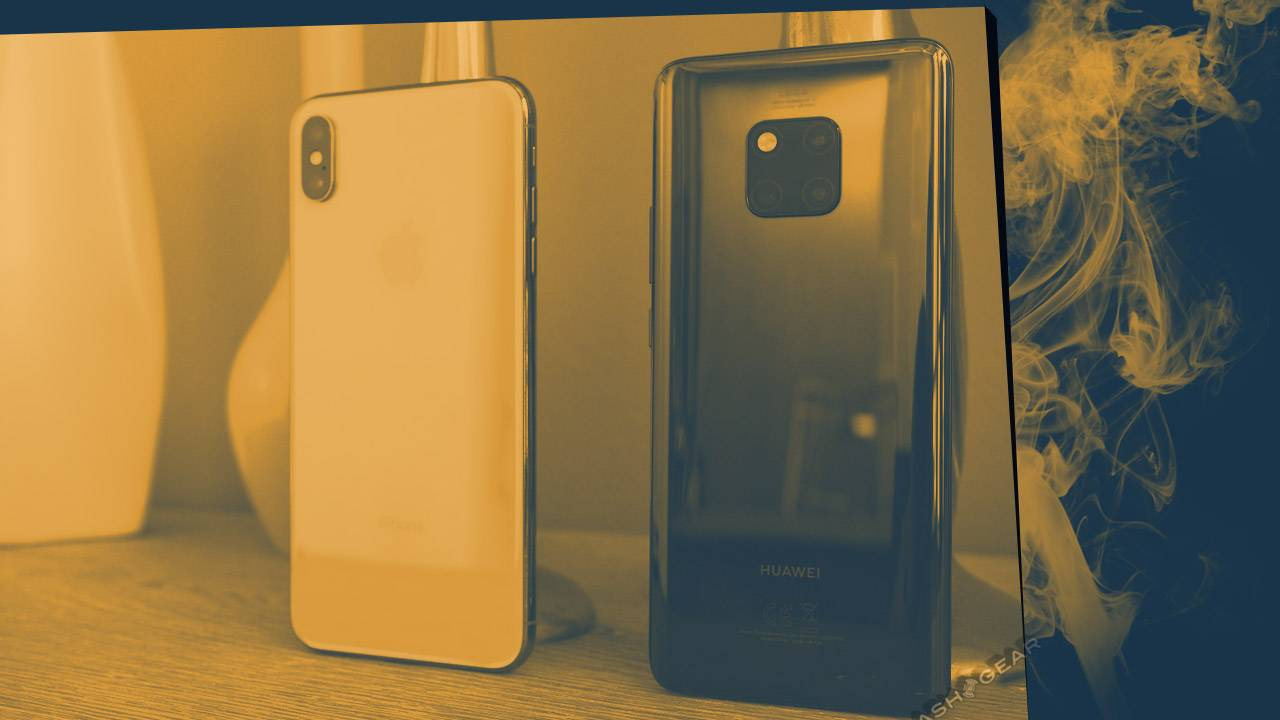 Huawei might be safer than an iPhone - SlashGear