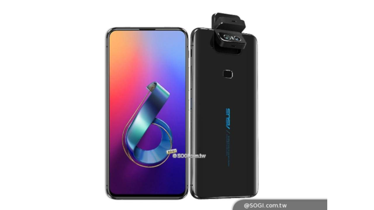 ASUS ZenFone 6 has a different solution to the bezel problem