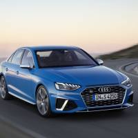 Audi A4 Offers A V6 Tdi Engine Paired With 48v Main