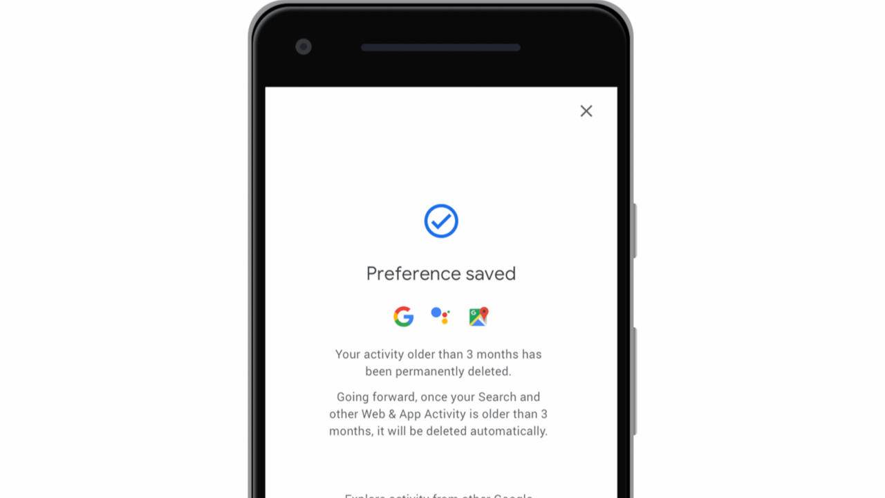 Google now lets you set auto-delete Location History and activity data