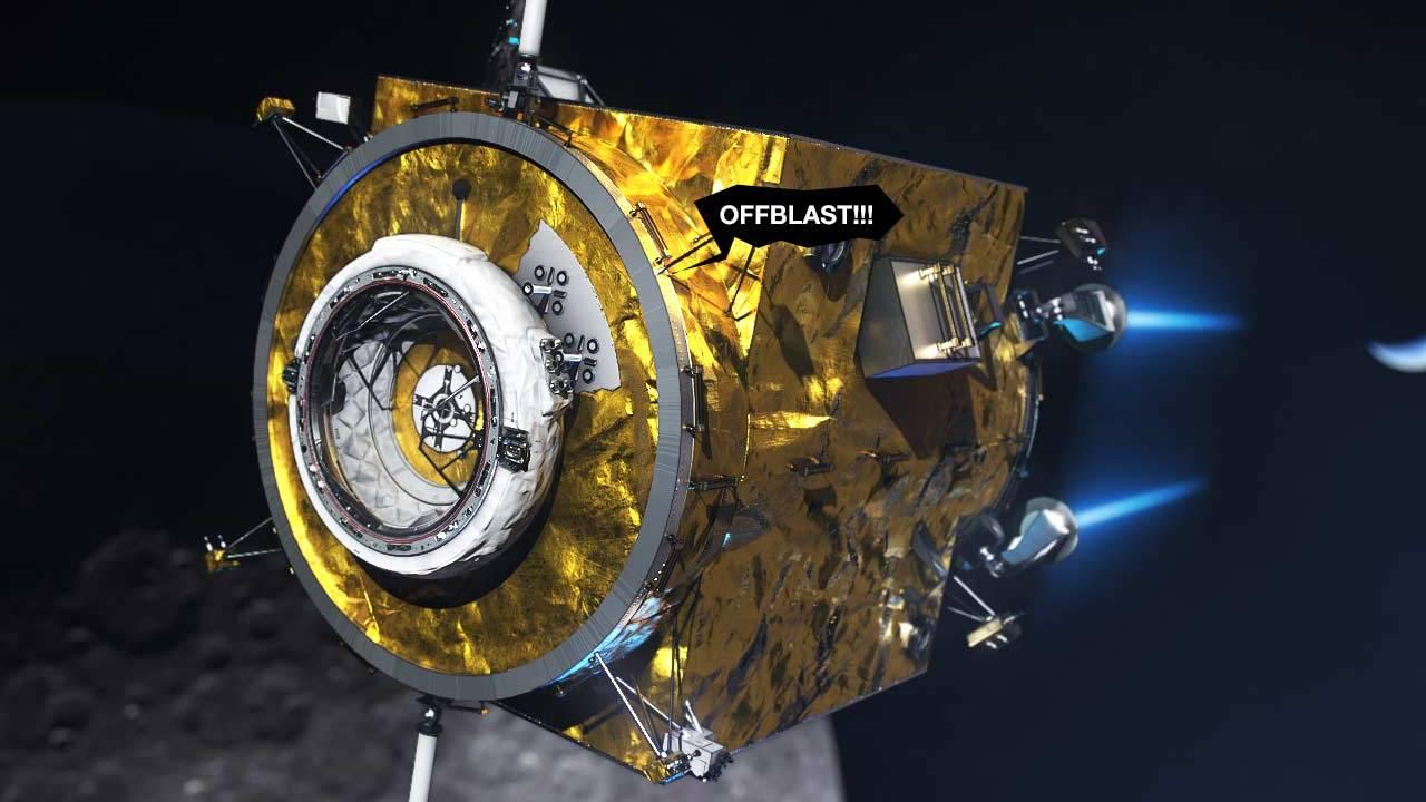 NASA names first commercial partner for Artemis, Lunar Gateway