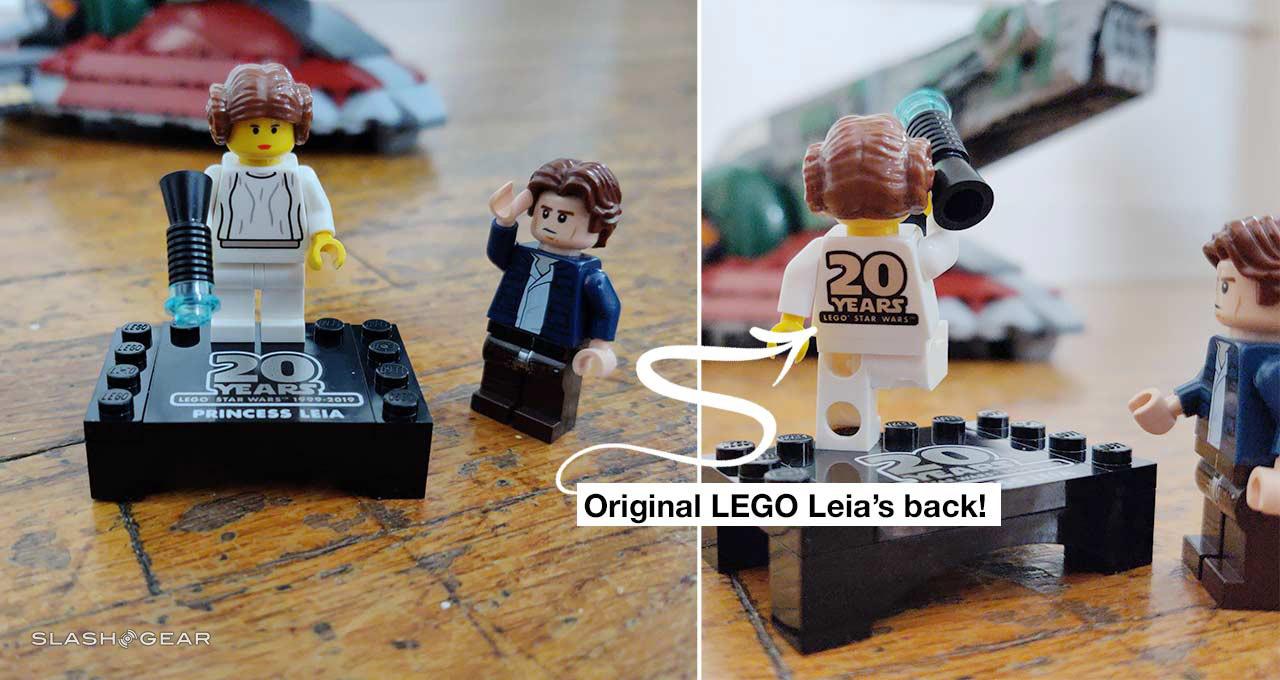 Star Wars Boba Fett's Slave I: 20th Anniversary Edition LEGO Review