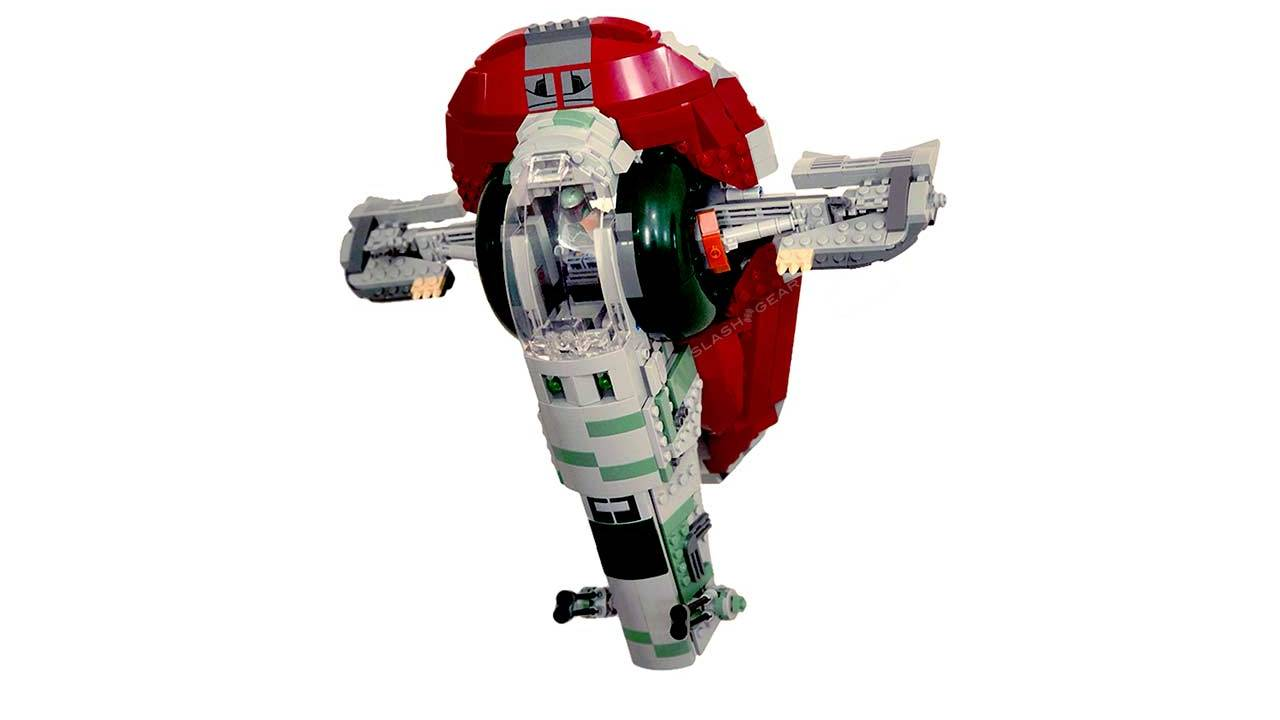 Star Wars Boba Fett's Slave I: 20th Anniversary Edition LEGO Review