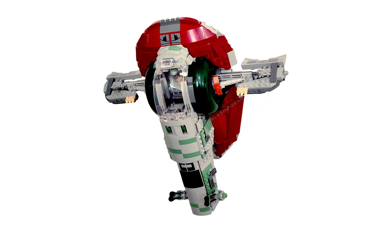 Lego Star Wars Han Solo Minifig 75243 Slave I 20th Anniversary NEW For 2019