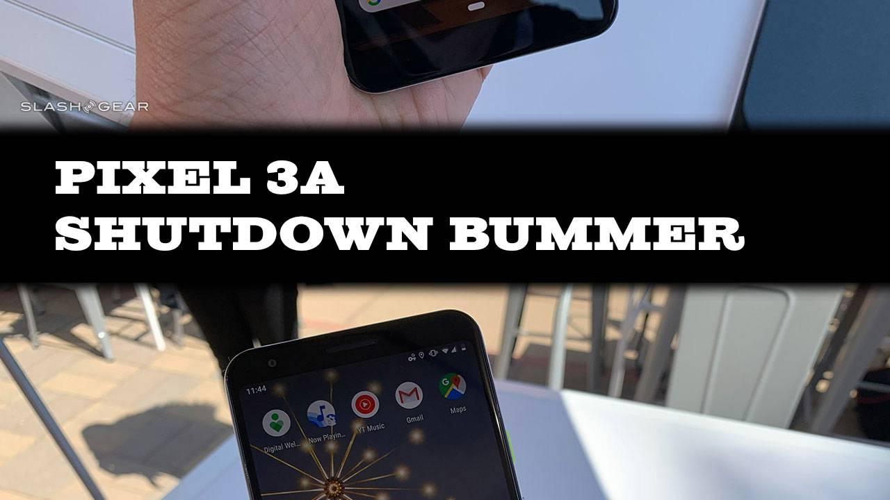 Pixel 3a issue: Random shutdown and the fallout - SlashGear