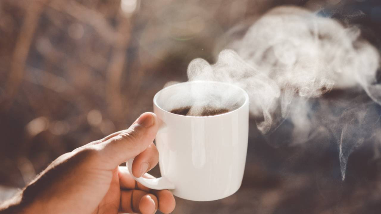 Caffeine addiction boosts ability to smell faint traces of coffee
