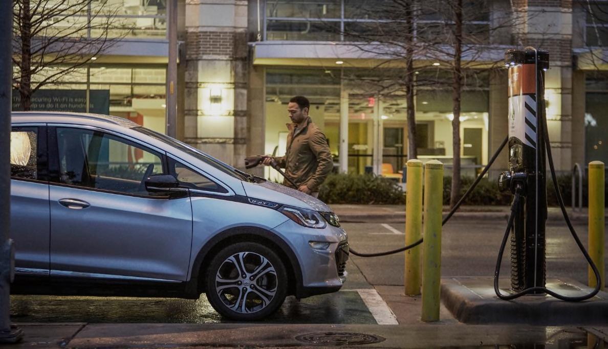 GM and Bechtel team on Supercharger-rivaling EV charging startup