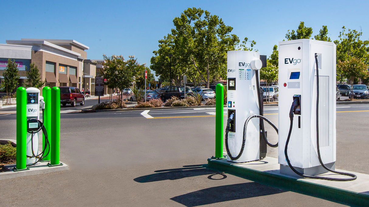 EVgo is putting new EV chargers in the last place we expected