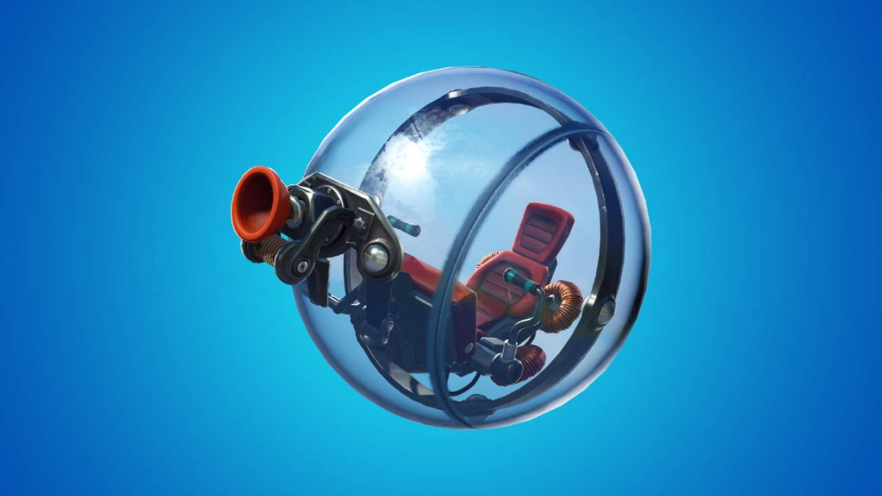 Fortnite vehicles will be disabled in competitive games this weekend