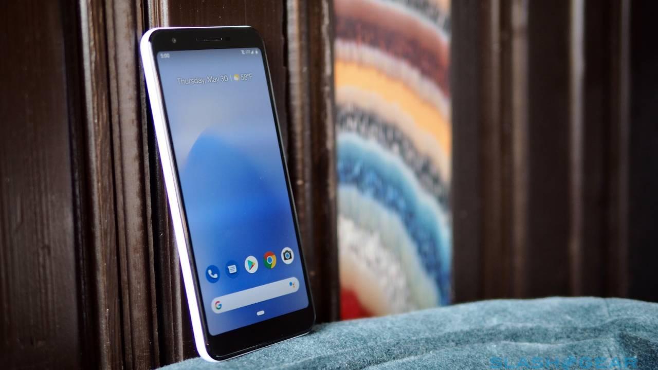Google Pixel 3a Gallery