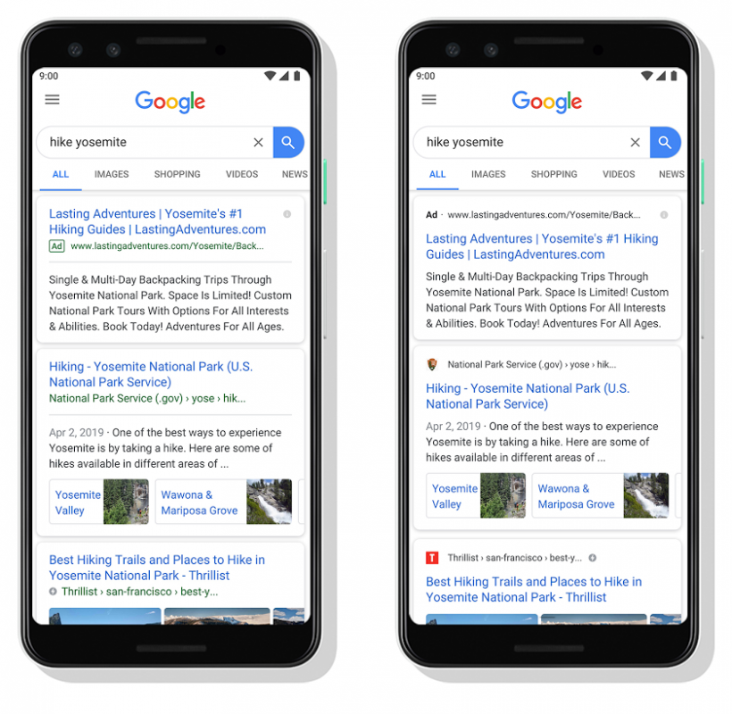 Google Search redesign puts brands to the front - SlashGear
