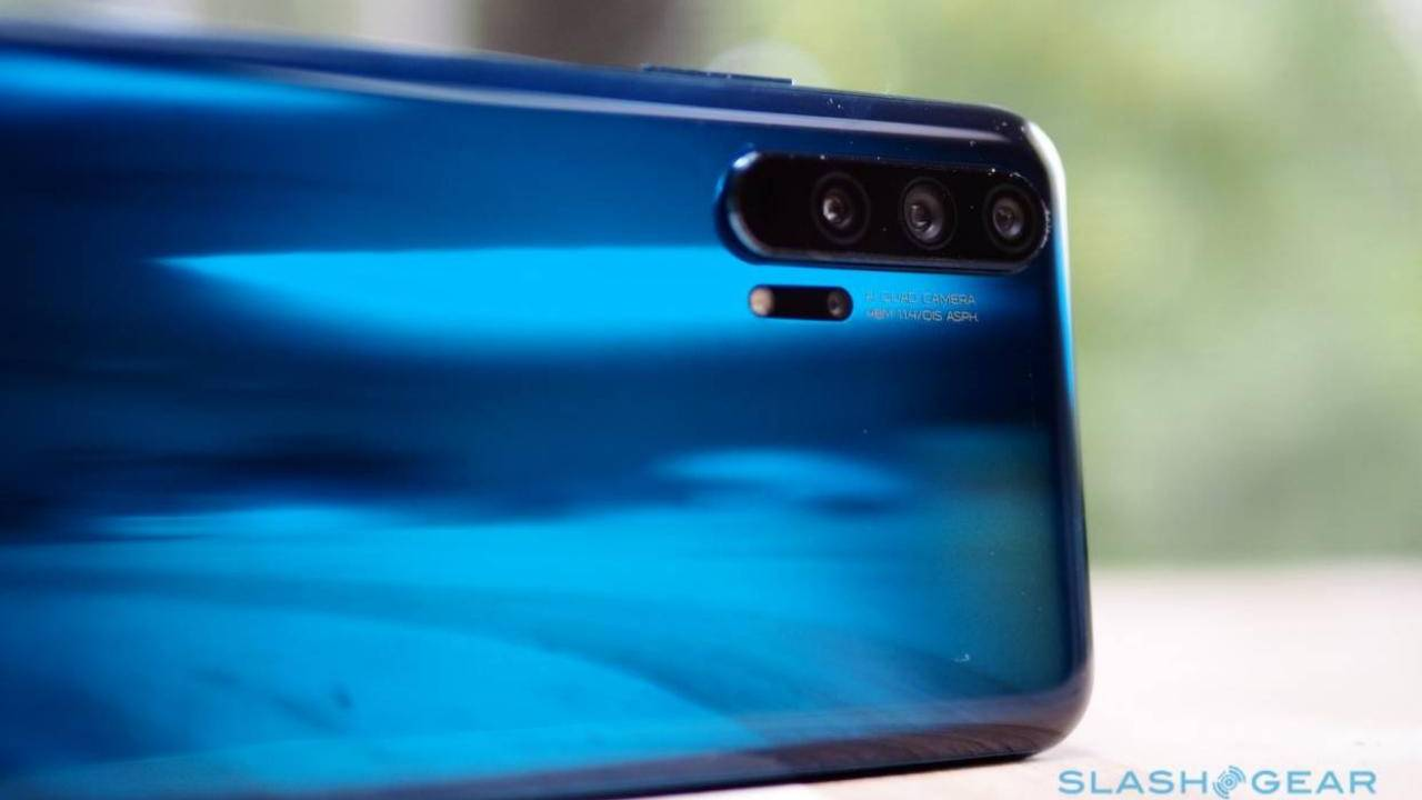 Honor 20 Pro is just a few marks shy of being DxOMark's best