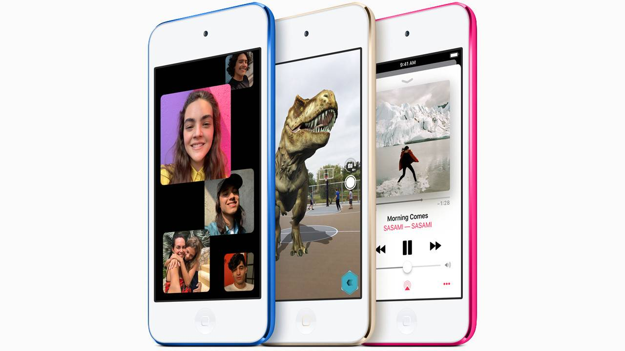 New iPod touch gets iPhone 7 chip and $199 price tag