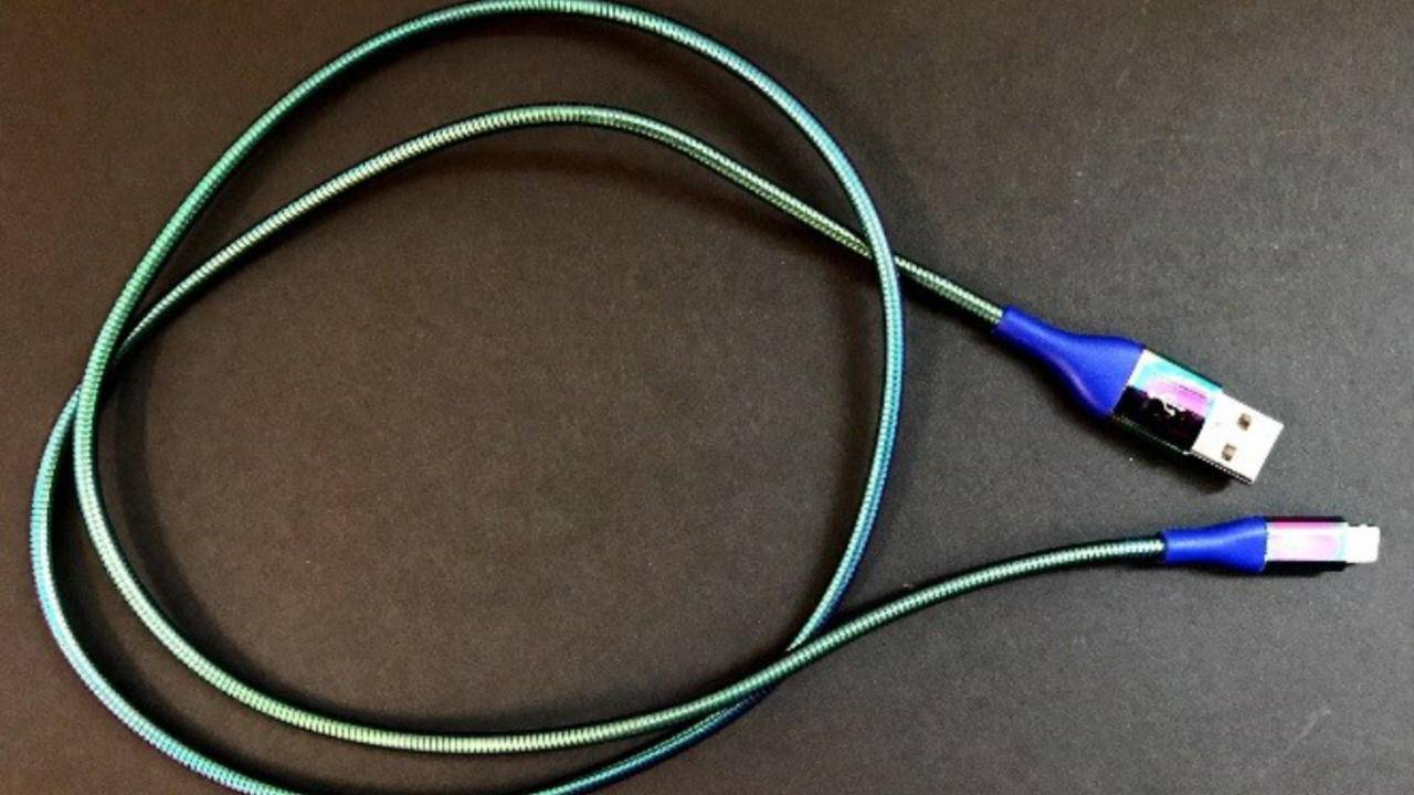 Target recalls 90,000 Lightning cables over fire and shock risk