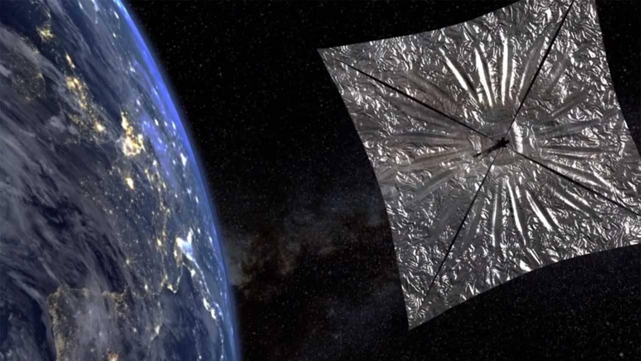 LightSail 2 heads into orbit aboard Falcon Heavy in June