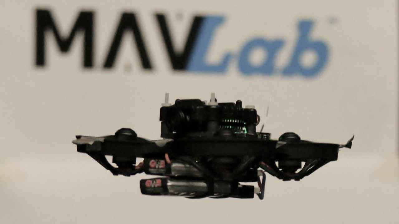 World's smallest autonomous racing drone is 4-inches in diameter