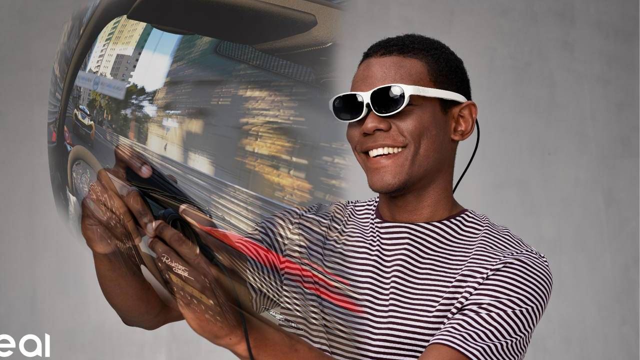 nreal light glasses aim to bring mixed reality to the masses