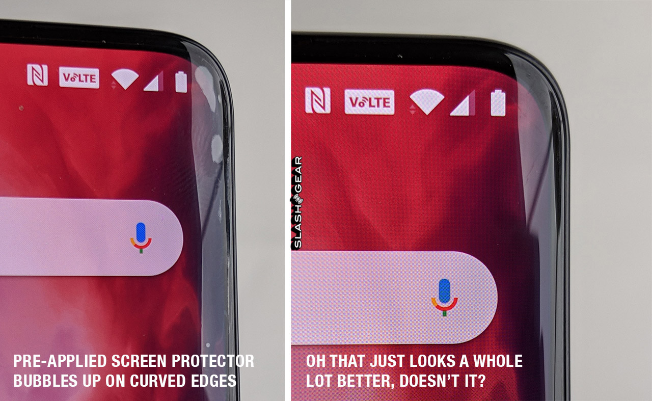 Your OnePlus 7 Pro may have a touchy issue - SlashGear