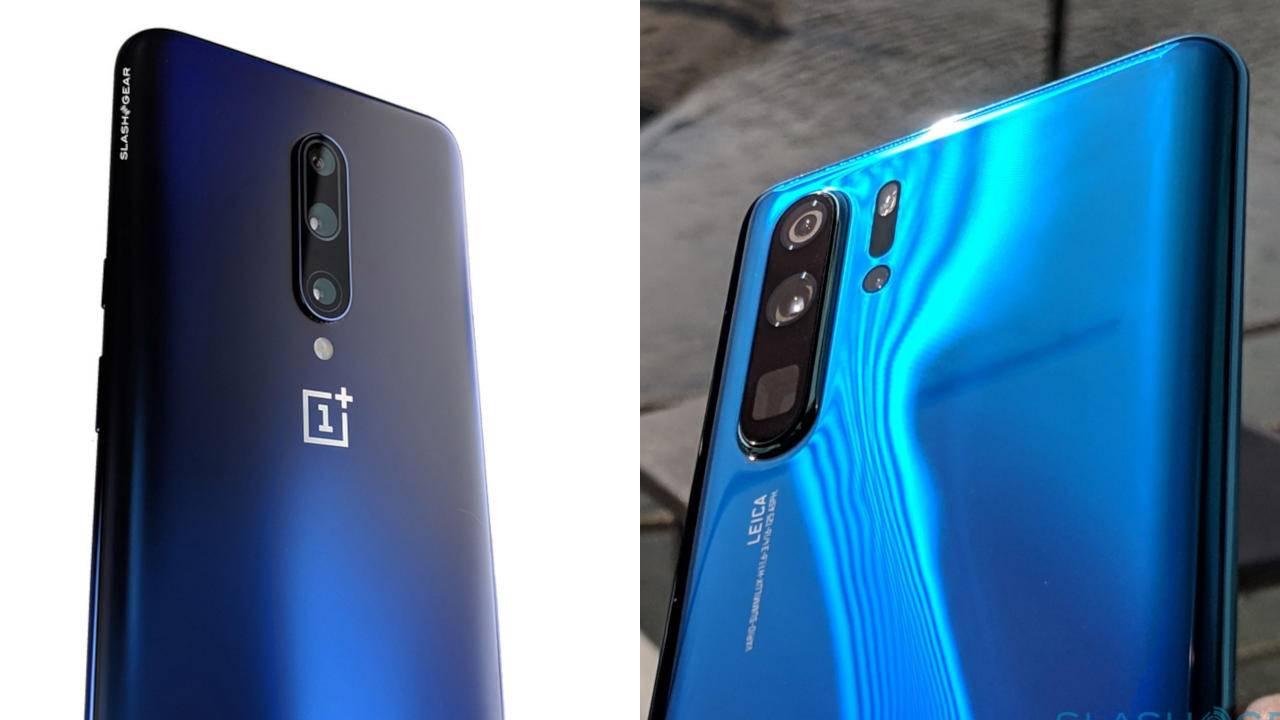 OnePlus 7 Pro vs Huawei P30 Pro: the better camera phone