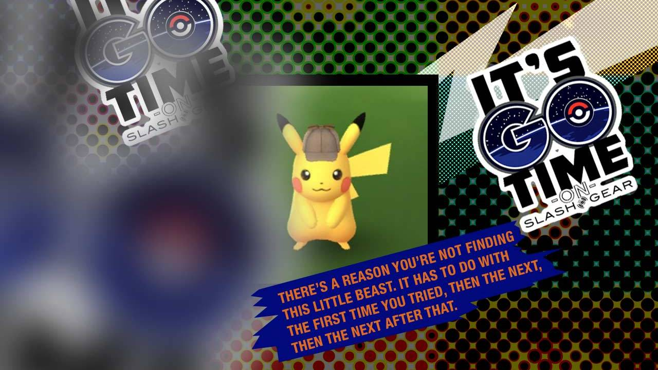 Pokemon GO Detective Pikachu bug: How to fix and find - SlashGear