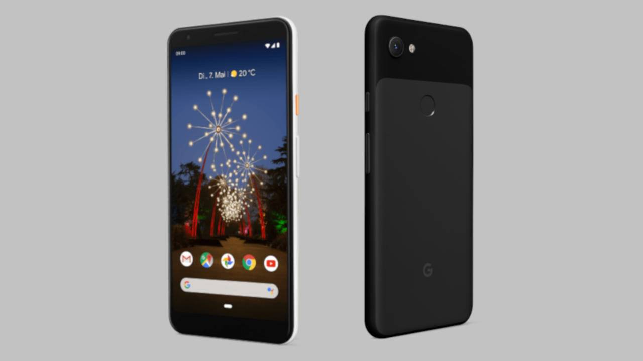 Pixel 3a details leak out for the last time