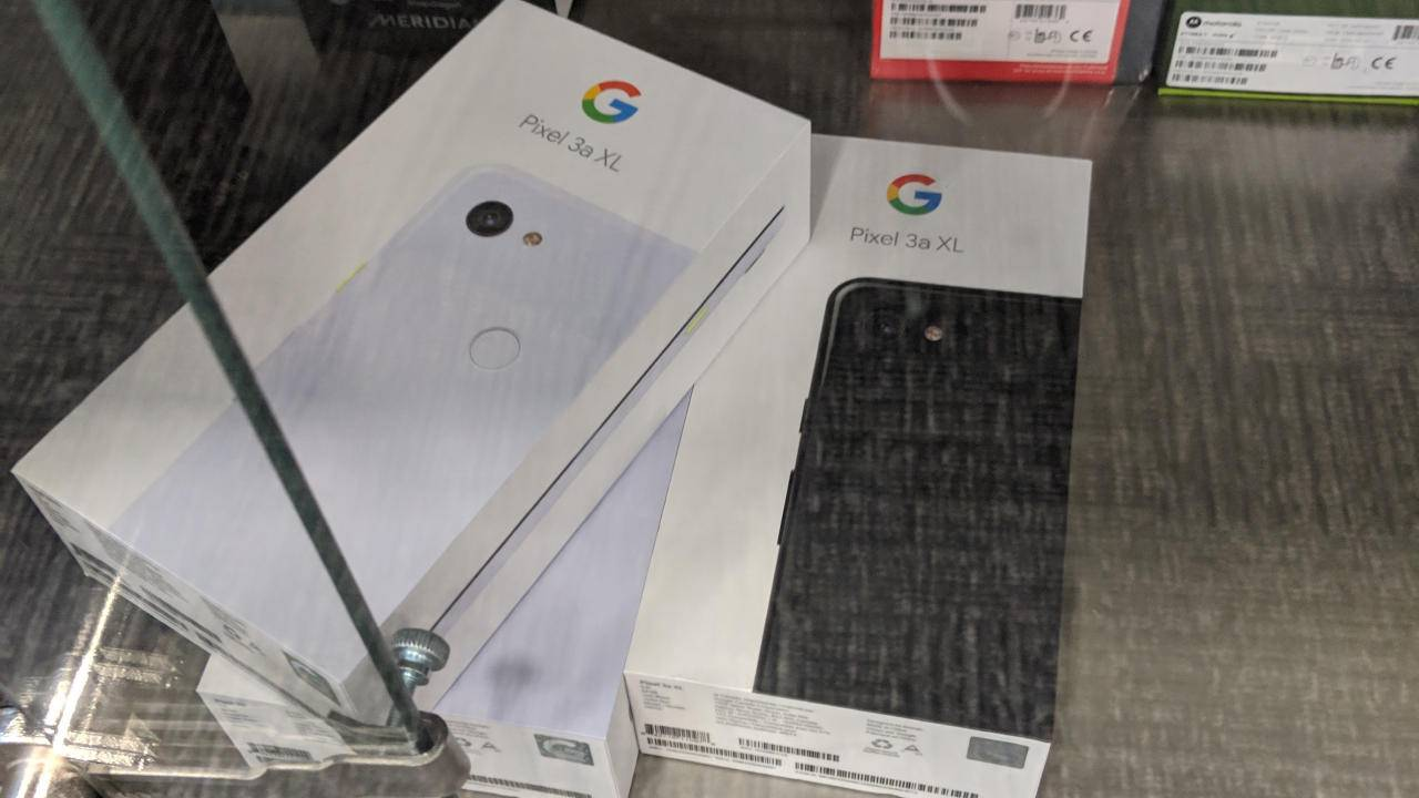 Pixel 3a XL spotted at Best Buy ahead of next week's launch