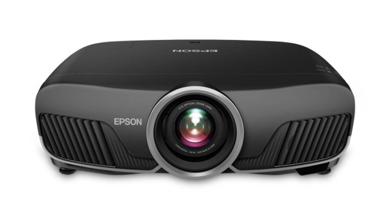 Epson Pro Cinema 6050UB 4K HDR projector is made for home