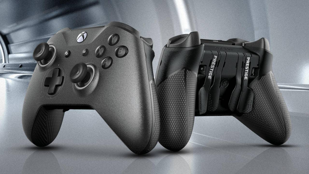 SCUF Prestige Xbox Controller promises control and customization