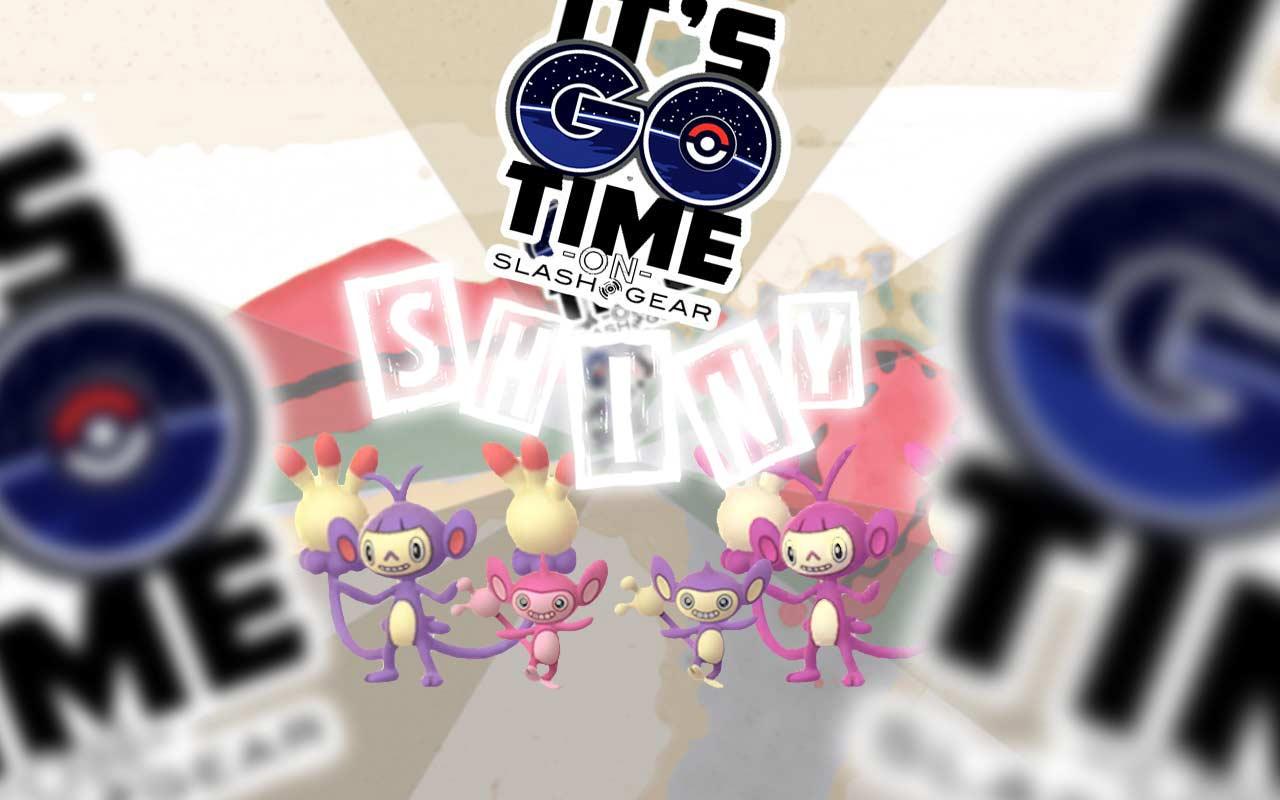 Shiny Pokemon GO boost goes bananas - SlashGear