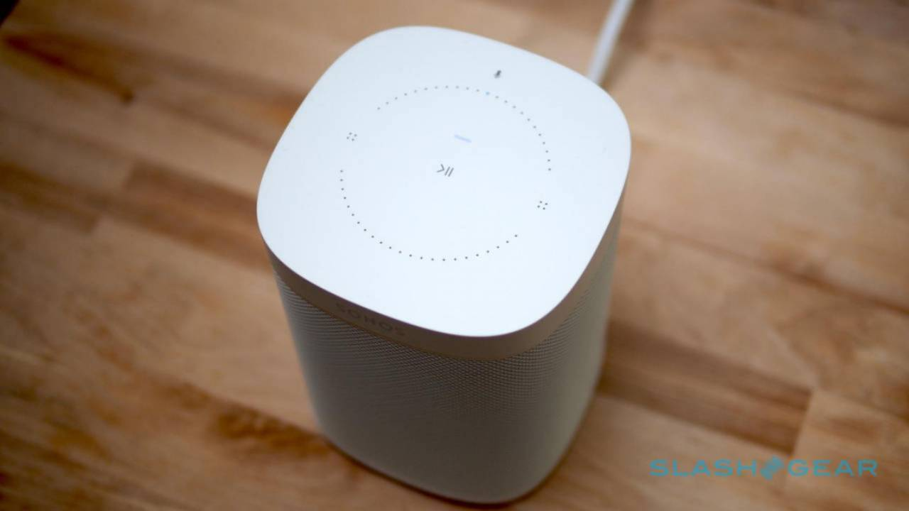 Sonos smart speakers will get Google Assistant support next week