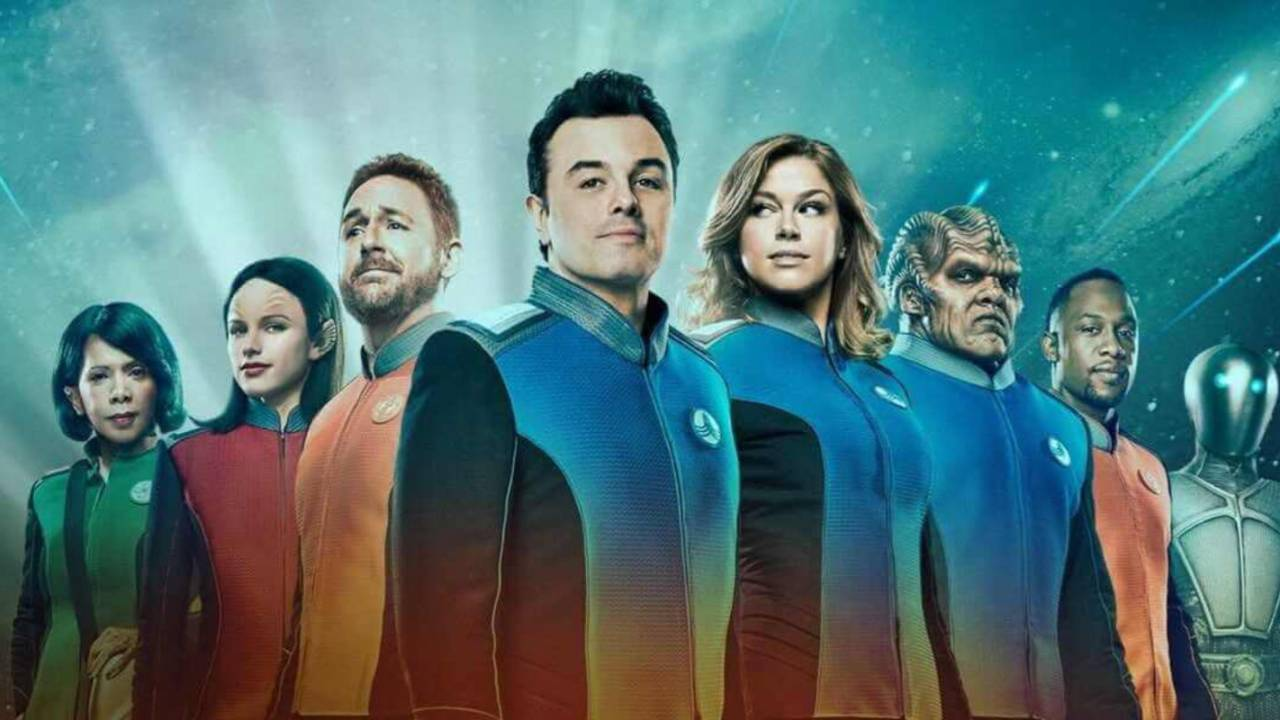 Seth MacFarlane's 'The Orville' renewed for Season 3 at Fox