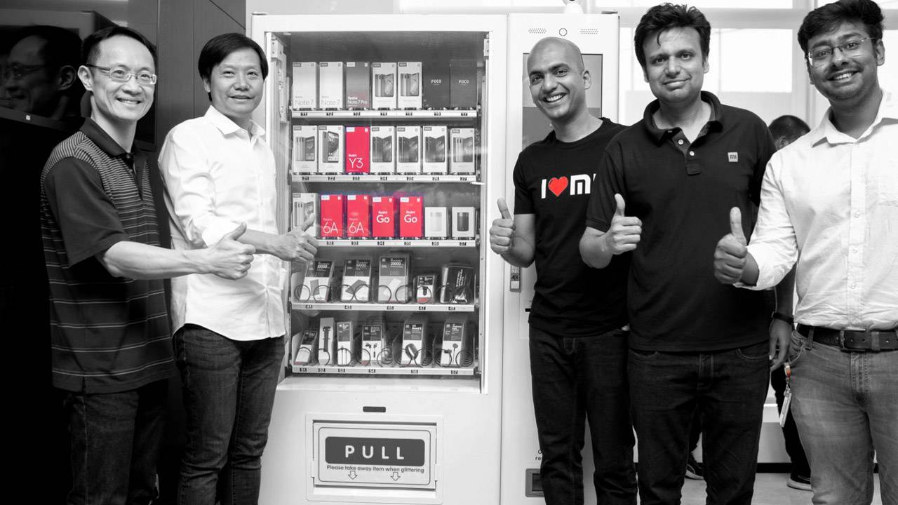 Smartphone vending machines: What could go wrong?
