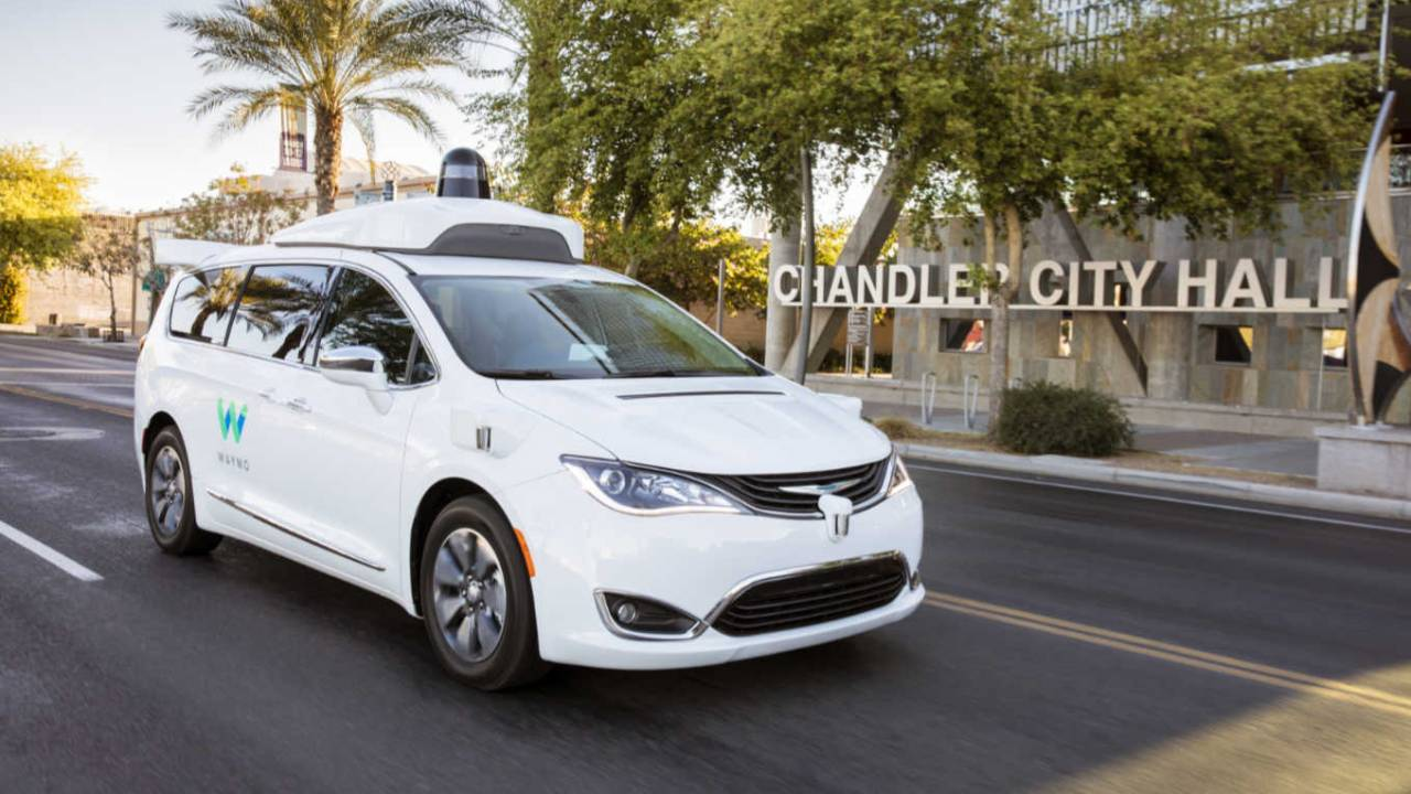 Waymo will deploy 10 self-driving cars on Lyft's platform