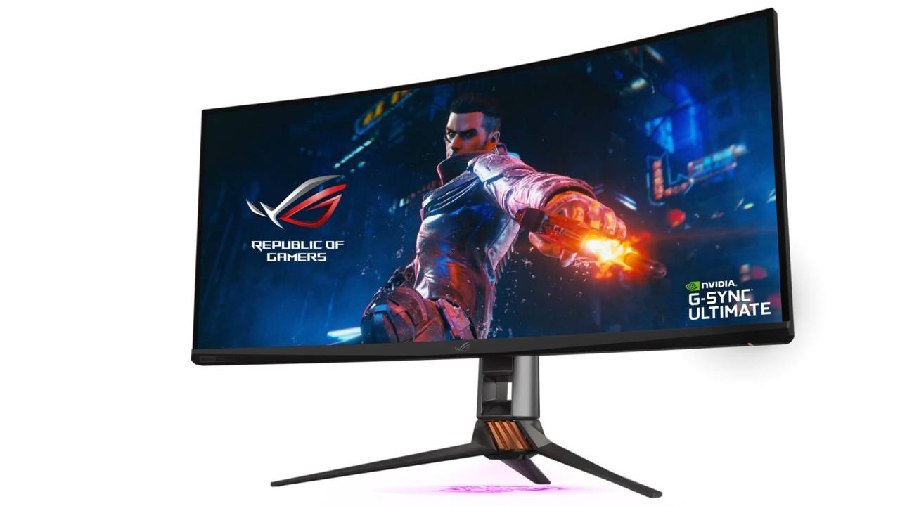 Two years later, ASUS' ROG Swift PG35VQ 200Hz monitor is finally shipping