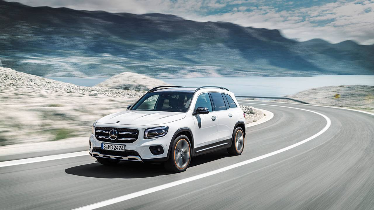 2020 Mercedes-Benz GLB: Specs, Design, Price >> All New 2020 Mercedes Benz Glb 7 Seat Compact Crossover