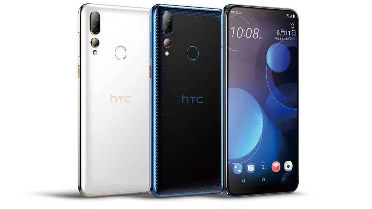 HTC U19e and Desire 19+ give clues to HTC's next flagship