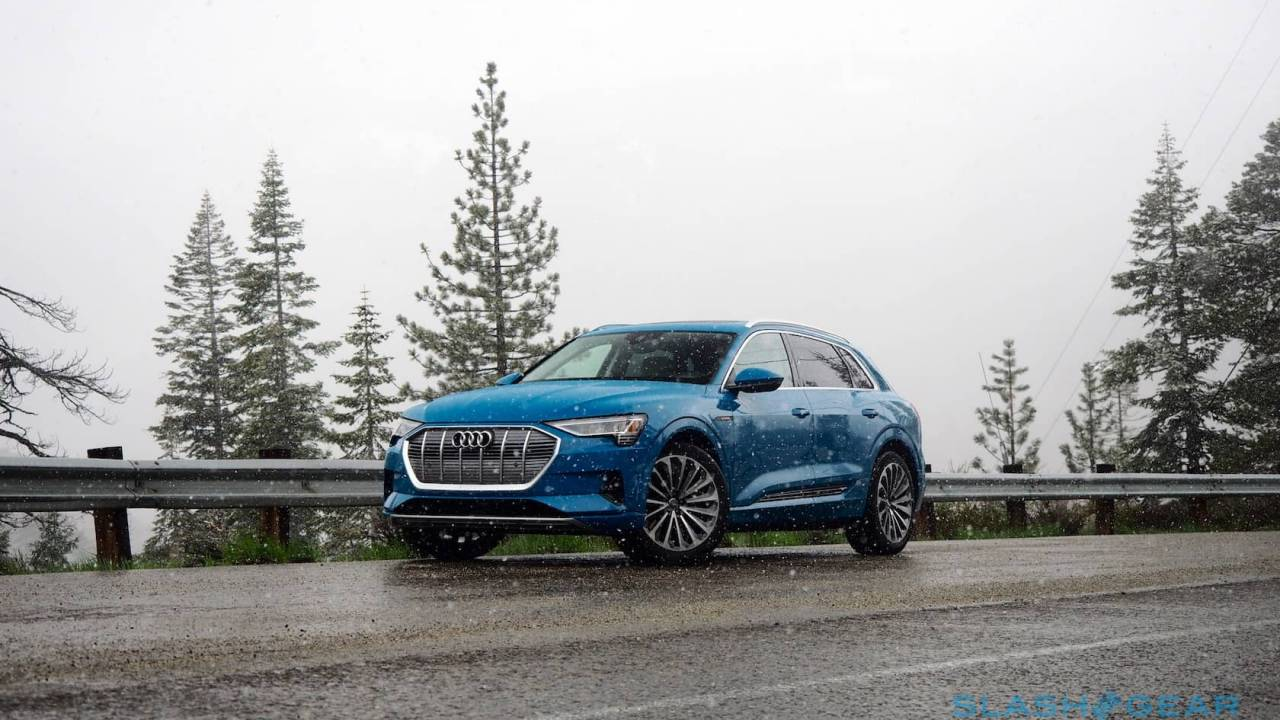 2019 Audi e-tron Review: Grading on a Curve