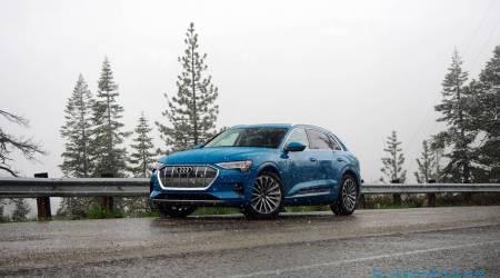 2019 Audi e-tron Review: Grading on a Curve
