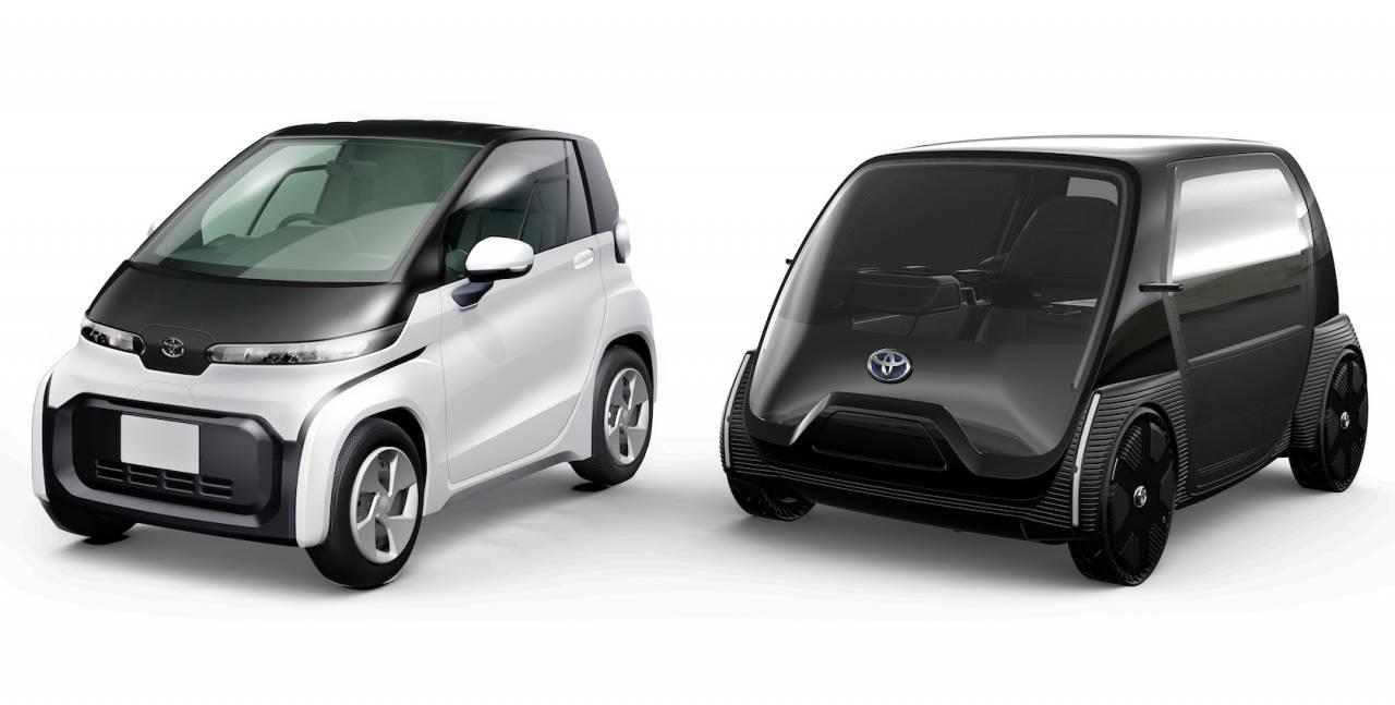 Toyota I Road Release Date >> Toyota S Electric Vehicle Plans Just Got Aggressive Slashgear