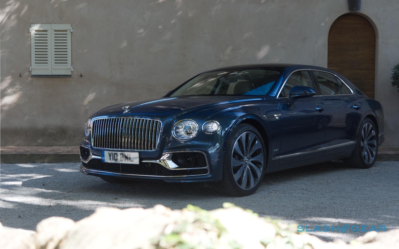 2020 Bentley Flying Spur Gallery Slashgear