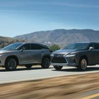 2020 Lexus Rx Gains New F Sport Performance Package Slashgear