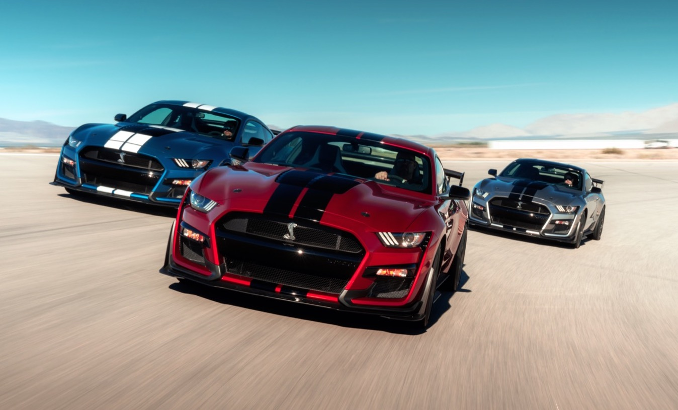 2020 Ford Mustang Shelby GT500 price confirmed for ...