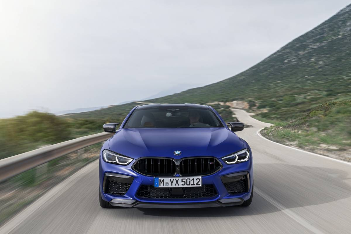 2020 BMW M8 revealed: Coupe, Convertible and Competition