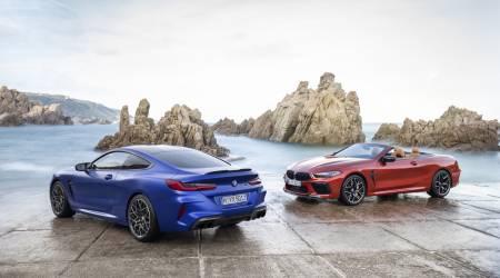 2020 BMW M8 Gallery