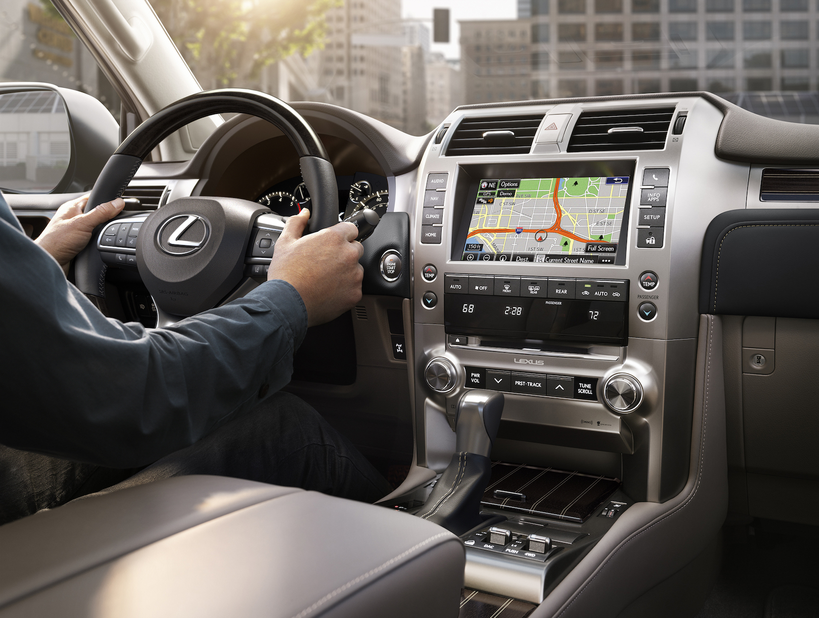 2020 Lexus Gx 460 Three Row Suv Adds Bolder Grille And More